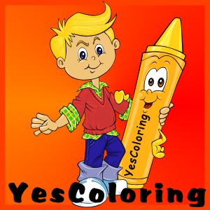 YesColoring Coloring Pages Bold Bossy Free Popular Unbelievable