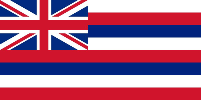 Coloring hawaii kid page free coloring pages for Hawaii state flag coloring page