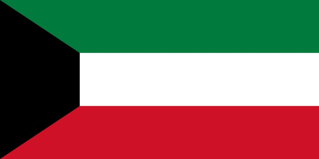 Kuwait Flag Coloring Page Regal National Flag Coloring Iceland Luxembourg Free