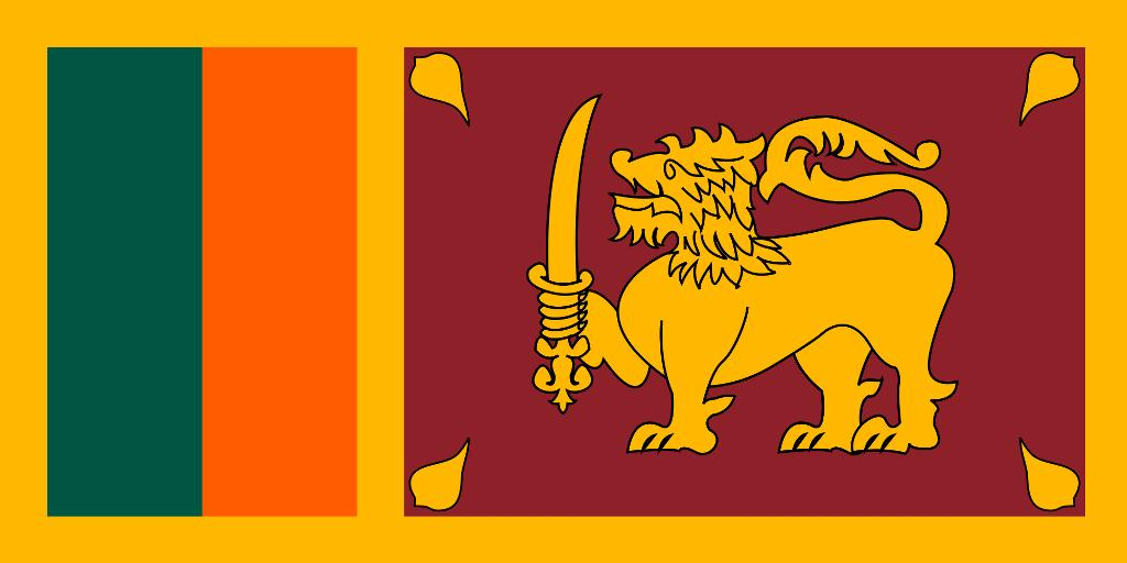 Images and places pictures and info oman flag coloring page for Sri lanka flag coloring page
