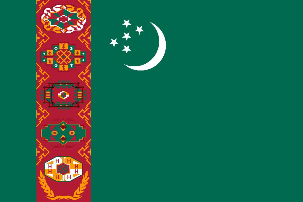 Splendid Coloring Flag Of Taiwan