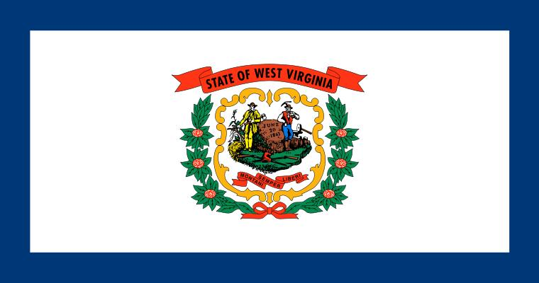 Noble Usa Flags Printables State Nebraska Wyoming